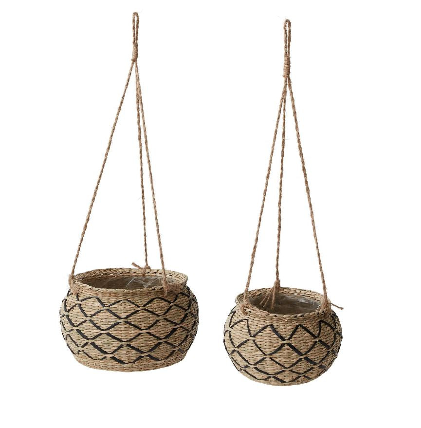 Tia Hanging Planters - 2 Sizes