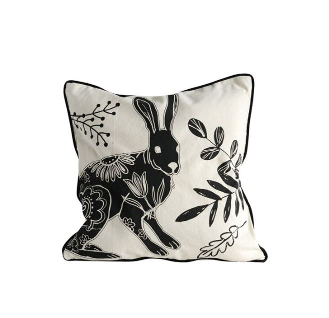 Rabbit Cotton Pillow