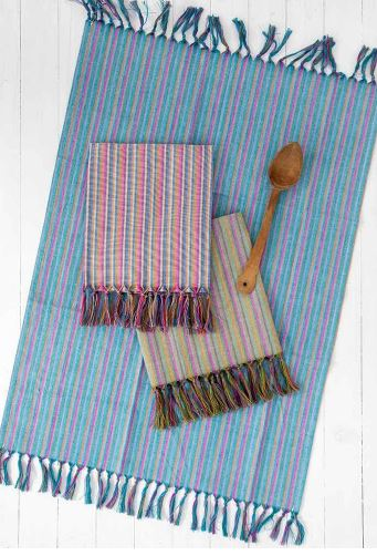 Set of 3 Turkish Dish Towels