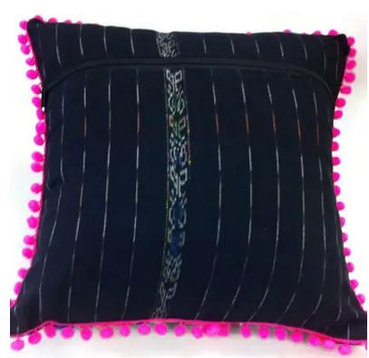 Guatemala Hacienda Pillow Cover