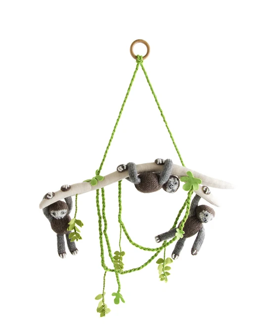 Sloth Vine Mobile