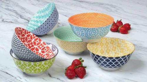 Chelsea Collection 6 Cereal Bowls