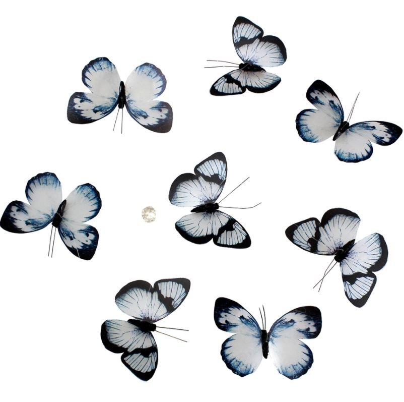 Butterfly Garlands - 20 Styles/Colors