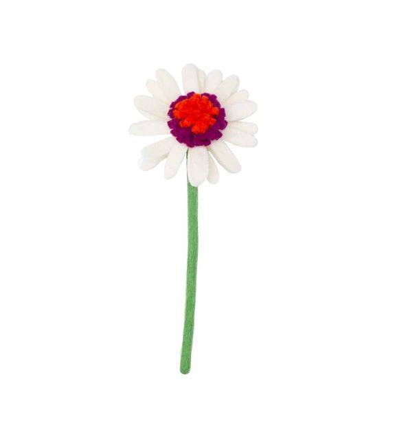 Felt Cone Flower - 3 Colors