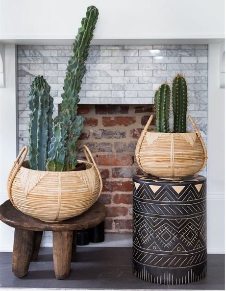 Cane Baskets - 2 Sizes