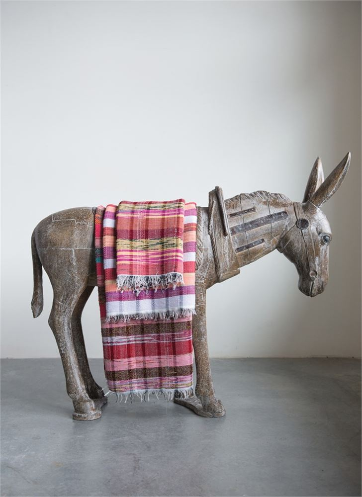 Recycled Chindi Fabric Towel