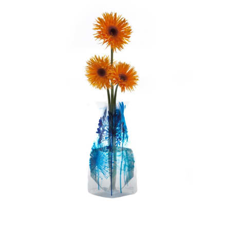 Bloom Expandable Vase - Blue