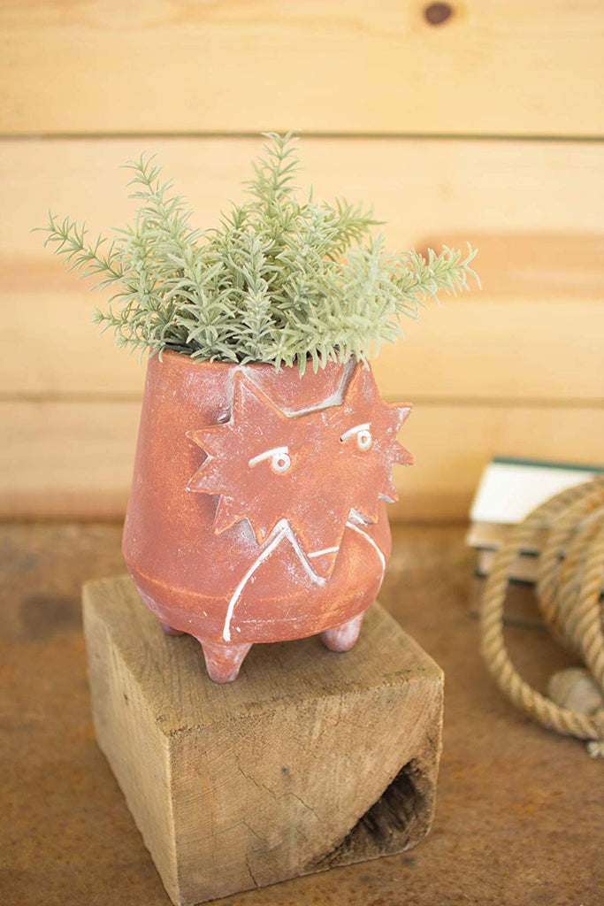 Fox Planter - Terra Cotta