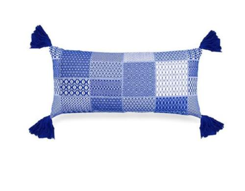 Santorini Lumbar Pillow