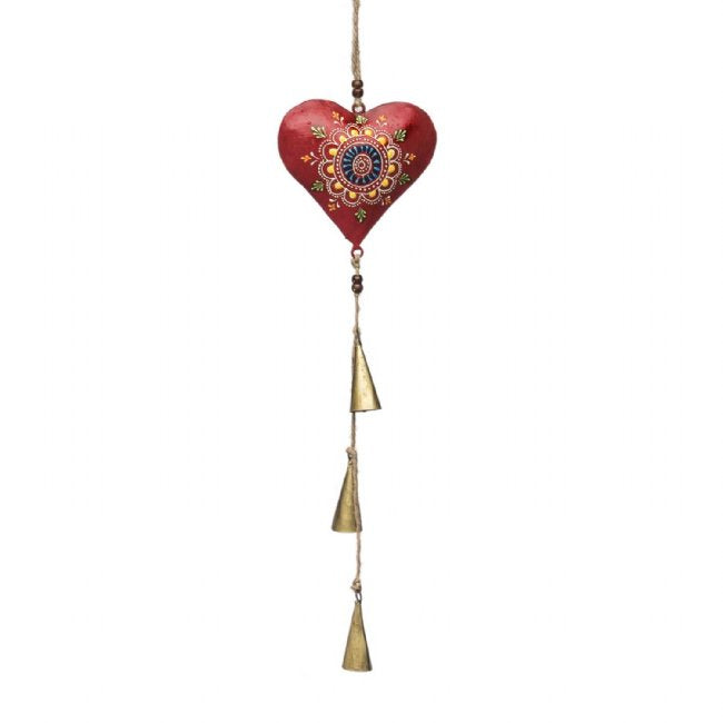 Henna Treasure Bell Chime - 2 Styles