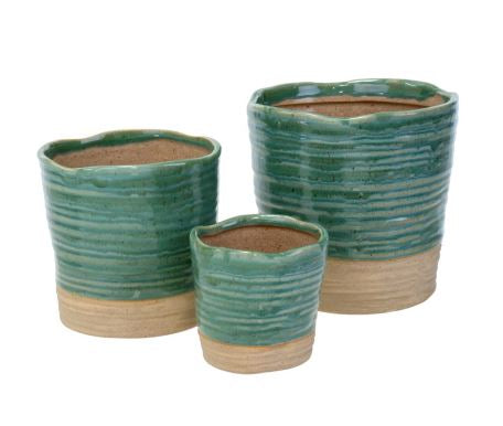 Leah Planter - 4 Colors/ 3 Sizes