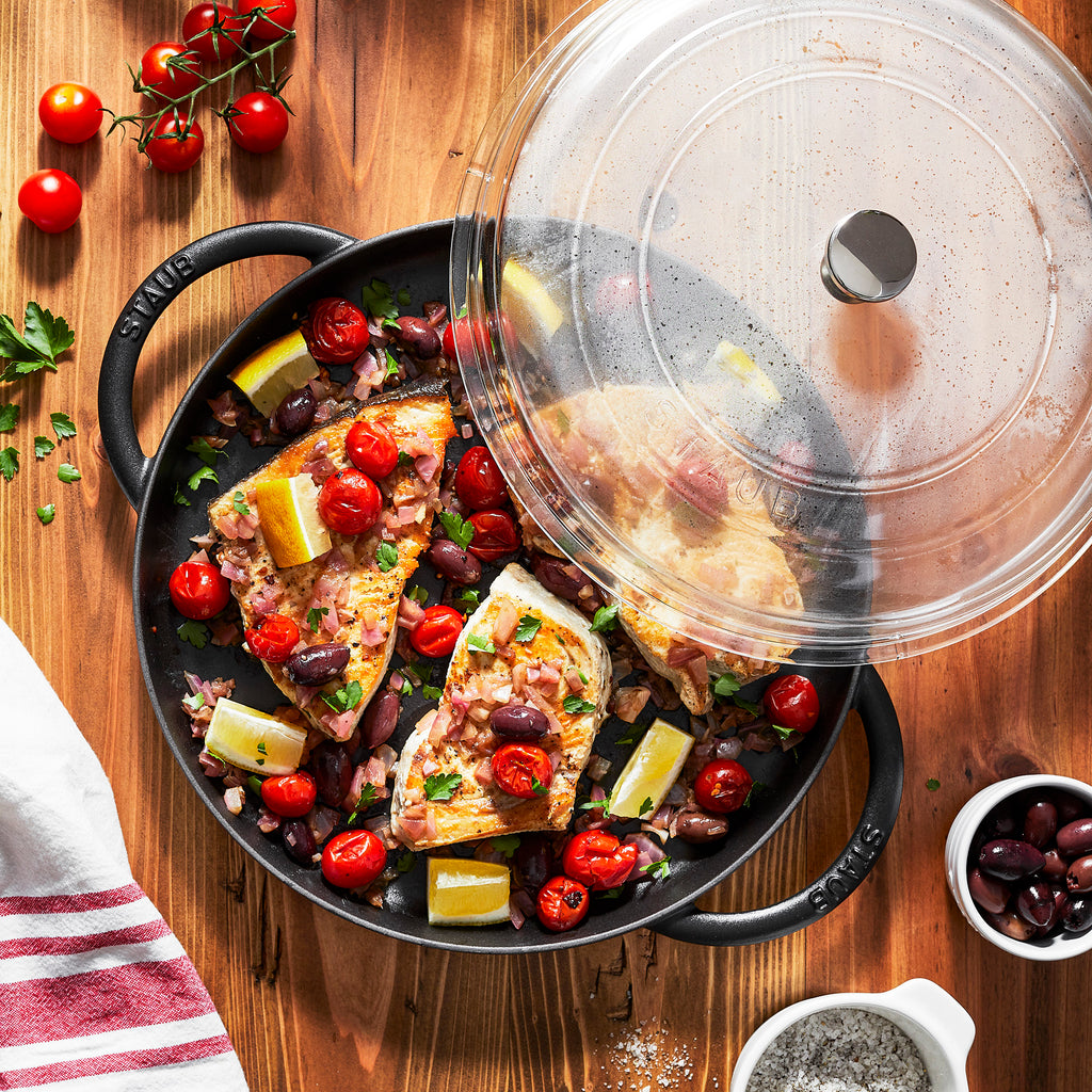 STAUB Steam Griddle Sale