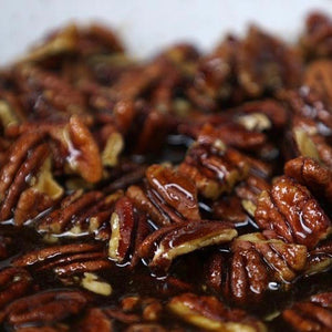 Maple Roasted Nuts and Seeds