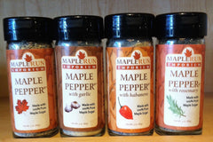 Maple Run Emporium Pepper Spices