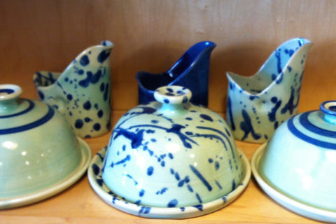 Butter Domes Handcrafted Pottery