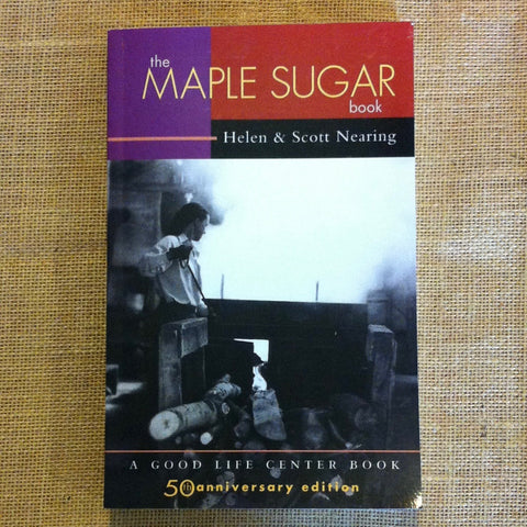 The Maple Sugar Book