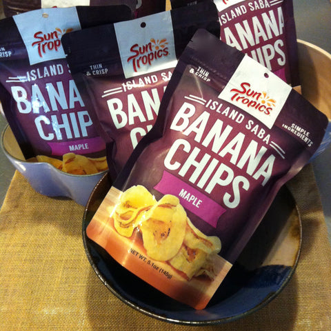 Maple Banana Chips
