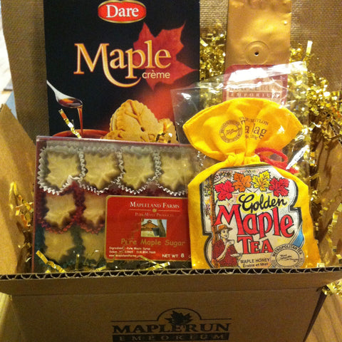 Maple Sweets in a Box