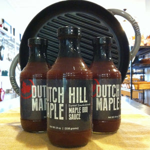 Smokehouse Maple BBQ Sauce
