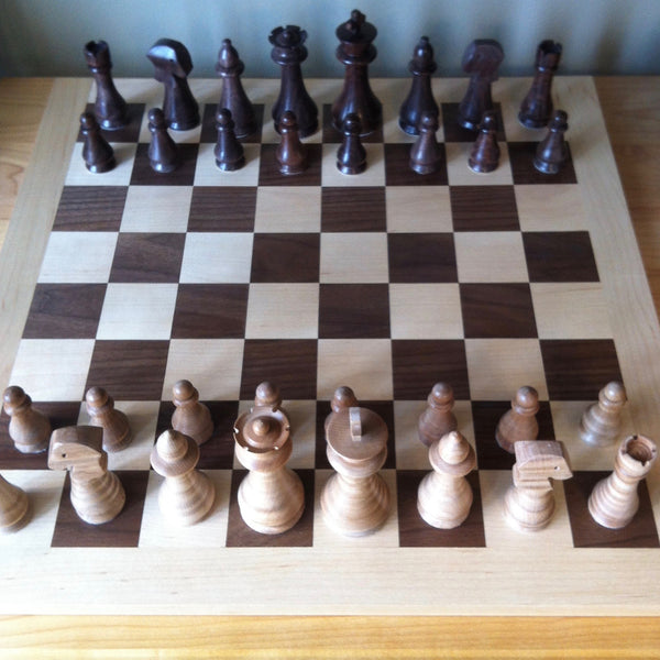 Handcrafted Chess Set