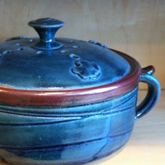 Pancake Warmers   Handcrafted Pottery