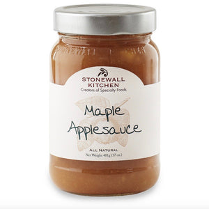 Maple Applesauce