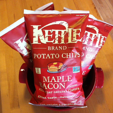 Maple Bacon Potato Chips