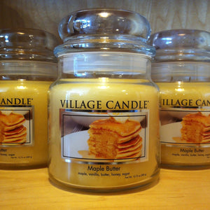 Maple Butter Candle