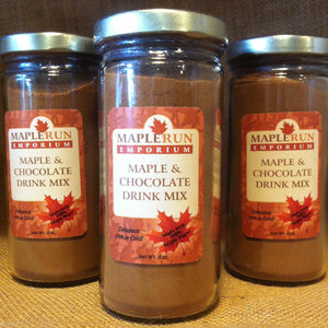 Maple & Chocolate Drink Mix
