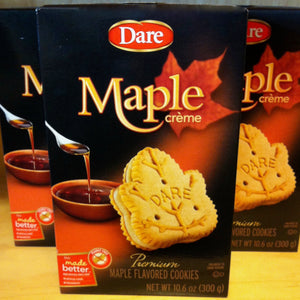 Maple Créme Cookies