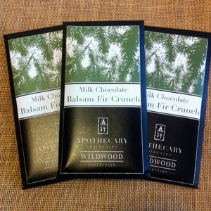 Milk Chocolate Balsam Fir Crunch