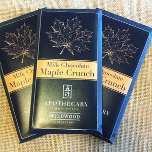 Milk Chocolate Maple Crunch