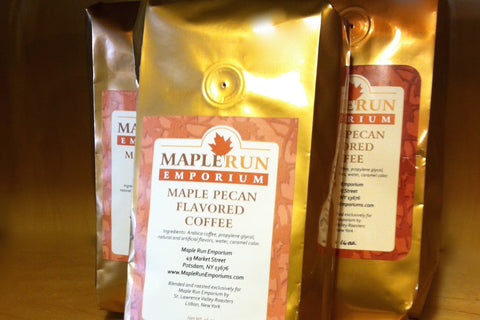 Maple Pecan Coffee 16 oz Ground