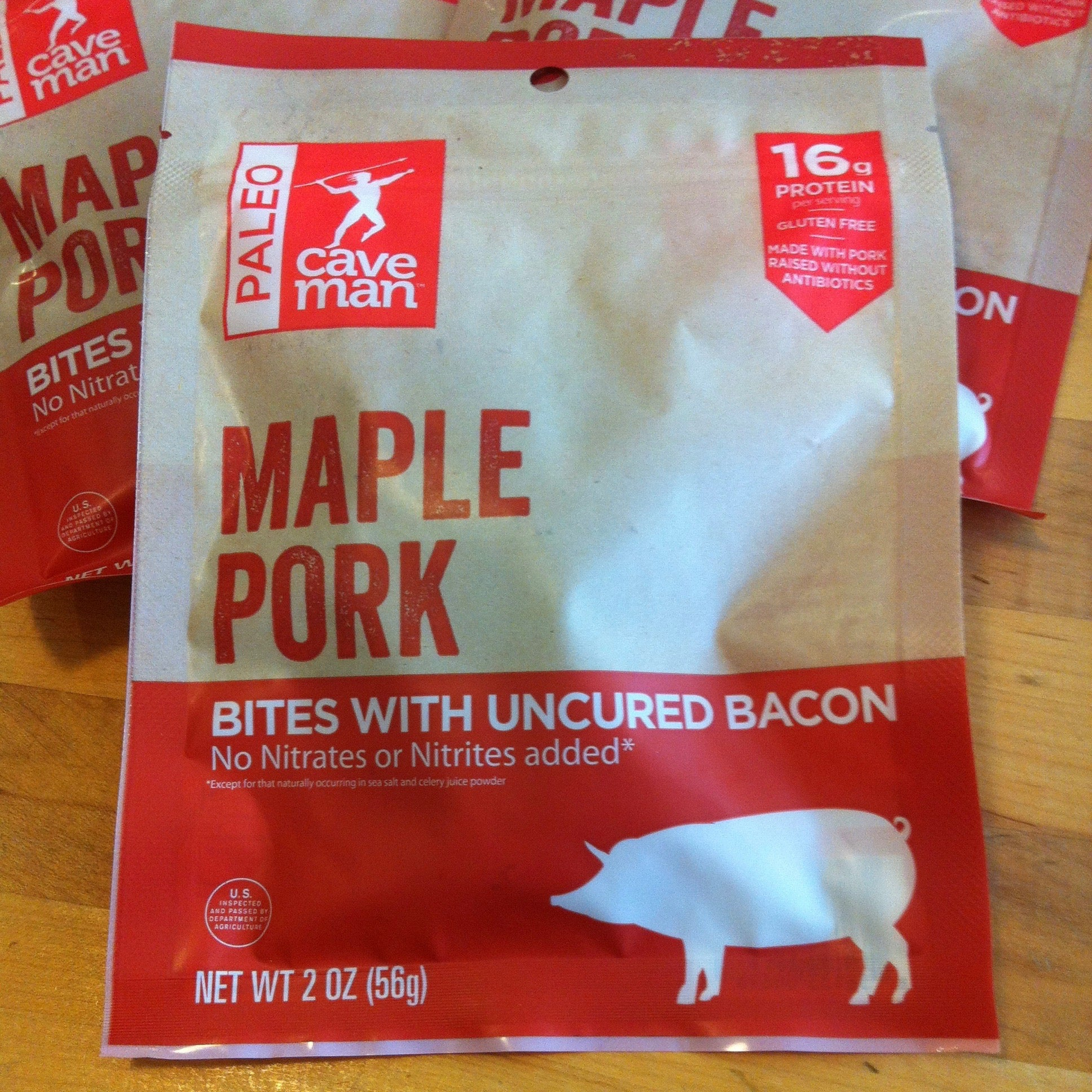 Maple Pork Bites