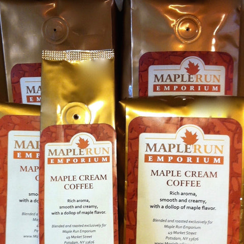 Maple Cream Coffee