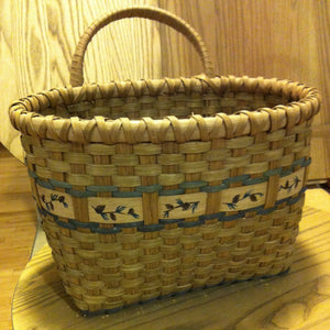 Pine Cone Mail Basket