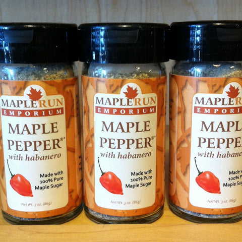 Maple Pepper® with Habanero