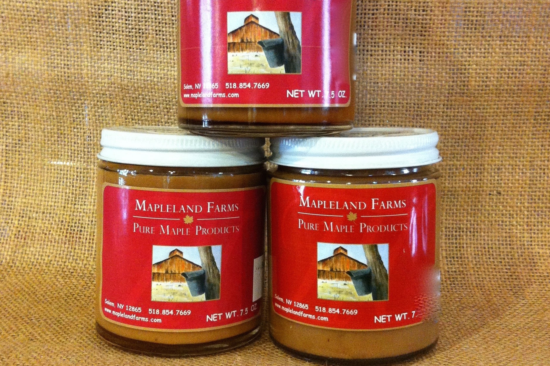 Mapleland Farms Sweet Maple Mustard