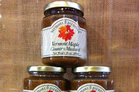 Vermont Maple Country Mustard