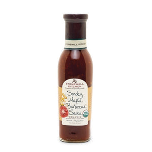 Smoky Maple Barbecue Sauce