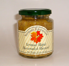 Vermont Epicurean Maple Horseradish Mustard