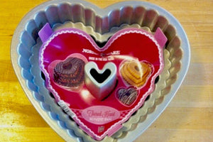 Tiered Heart Bundt Cake Pan