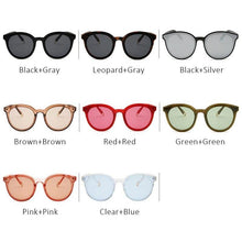 Women's Clear Lens  Sunglasses