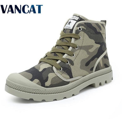 Men's Casual Ankle Boots
