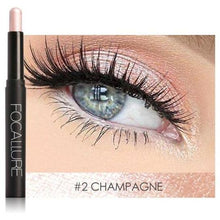 2016 New 1pc Beauty Highlighter Eyeshadow Pencil Cosmetic Glitter Eye Shadow Eyeliner Pen #622