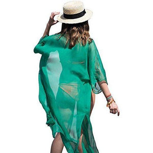 Women's Chiffon Swimwear Cover up