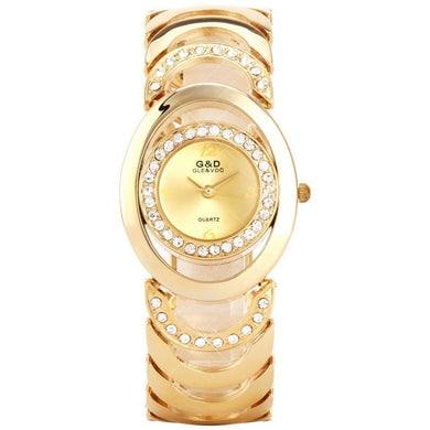 Women Watches Bracelet  Quartz  Dress Wristwatch