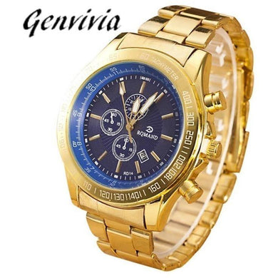 GENVIVIA Men's  watch