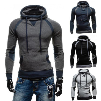 Men's  Winter Slim Hoodie