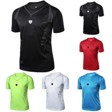 Man's  Workout  Fitness  Yoga Athletic  Shirt